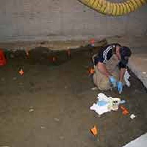 Basement clean up Lancaster