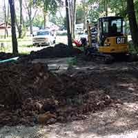 Lancaster Ohio Septic Service Environmental Emergency